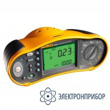 Многофункциональный тестер электроустановок Fluke 1652C