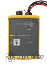 Регистратор качества электроэнергии для трехфазной сети (без токовых клещей) Fluke 1743 Basic