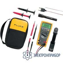 Цифровой мультиметр с набором принадлежностей для производства Fluke 179/MAG2 Kit