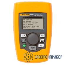 Прецизионный калибратор петли тока с функцией обмена данными и диагностики по протоколу hart Fluke 709H