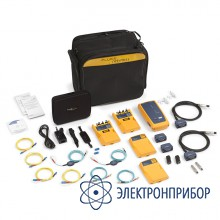 Кабельный тестер для сертификации скс, на платформе versiv Fluke DSX-CFP-Q-ADD-R