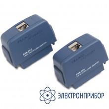 Набор адаптеров для тестирования коммутационных кабелей категории 6a Fluke DSX-PC6AS
