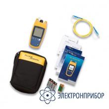 Комплект fiber oneshot pro с коммутационным кабелем Fluke FOS-100-S
