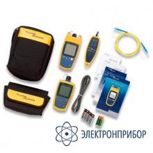 Комплект fiber oneshot pro с коммутационным кабелем и simplifiber pro Fluke FOS-SFP-PM
