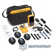 Комплект optifiber pro quad otdr с набором для обследования Fluke OFP-100-QI