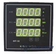 Прибор электроизмерительный многофункциональный ФП3000