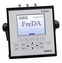 Переносной прибор для анализа частотных характеристик изоляции высоковольтного оборудования и обмток силовых трансформаторов FreDA-SFRA
