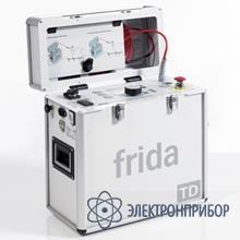 Портативное устройство для высоковольтных испытаний синусоидальным напряжением сверхнизкой частоты FRIDA-TD
