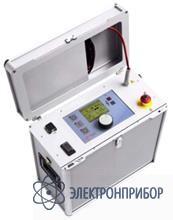 Портативное устройство для высоковольтных испытаний синусоидальным напряжением сверхнизкой частоты FRIDA