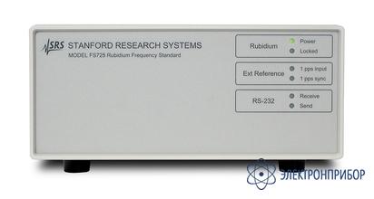 Рубидиевый стандарт частоты FS725