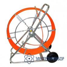 Аксессуар Гибкий стержень на барабане для проталкивания зонда FlexRod, длина 60м для приборов Radiodetection