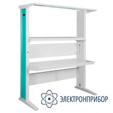 Стол рабочий гамма с правосторонним электроблоком ГМ-18-7/ПР