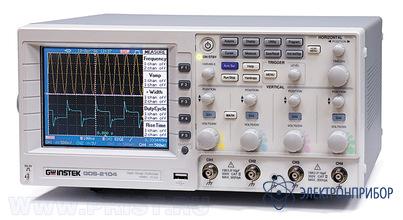 Цифровой осциллограф GDS-2104