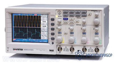 Цифровой осциллограф GDS-2204