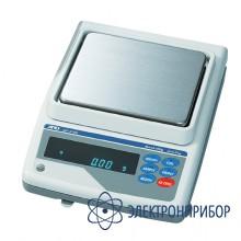 Весы лабораторные GX-6100