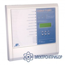 Устройство микропроцессорной защиты Сириус-3-ДФЗ-02