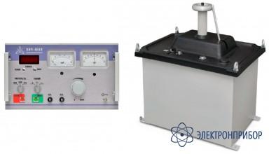 Установка для проведения испытаний напряжением сверхнизкой частоты СНЧ-45КП