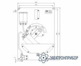 Гидропанель для второго канала ГП-409Т/1