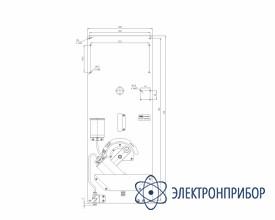 Гидропанель для второго канала ГП-409Т/2
