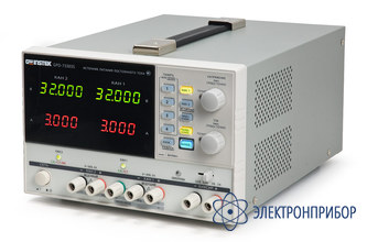 Многоканальный линейный источник постоянного тока GPD-74303S