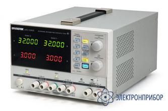 Многоканальный линейный источник постоянного тока GPD-73303D