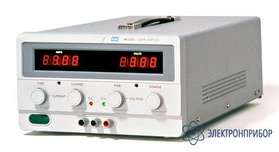 Источник питания постоянного тока GPR-1810HD