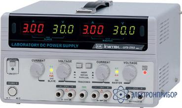 Многоканальный линейный источник питания GPS-3303