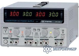 Многоканальный линейный источник питания GPS-4303