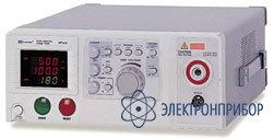 Измеритель параметров безопасности электрооборудования GPI-826
