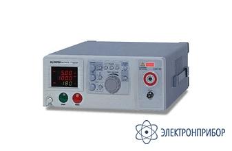 Измеритель параметров безопасности электрооборудования GPT-805