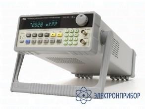 Генераторы сигналов специальной формы акип ГСС-120 AWM