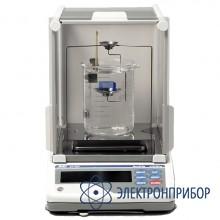 Комплект для определения плотности веществ для gx-200/400/600/800/1000  и gf-200/300/400/600/800/1000 GX-13