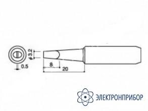 Паяльная сменная головка для паяльников hakko 900l, 908 HAKKO 900 L-T-4C