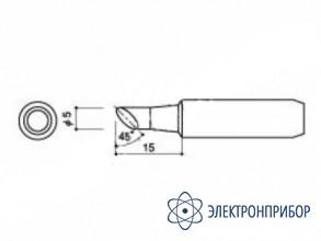 Паяльная сменная головка для паяльников hakko 900l, 908 HAKKO 900 L-T-5C