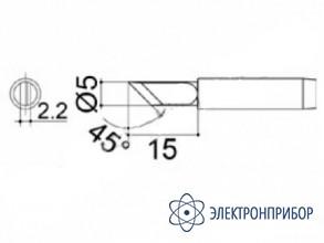 Паяльная сменная головка для паяльников hakko 907/907esd HAKKO 900M-T-KZ