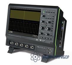 Осциллограф цифровой запоминающий с увеличенным разрешением ацп HDO6104