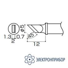 Паяльная сменная композитная головка для станции hakko fx-838 A1163