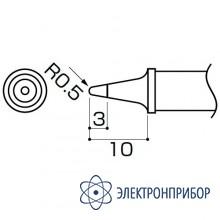 Паяльная сменная композитная головка для станции hakko fx-838 A1173