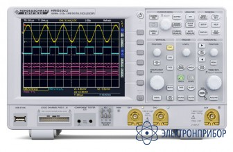 Цифровой осциллограф HMO2022