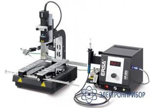 Антистатическая паяльно-ремонтная станция для небольших печатных плат IRHR100A-HP