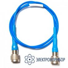 Измерительный кабель, длина 0,5 м, диапазон частот до 18 ггц, разъемы типа n SF 104/2X11N-47/500mm