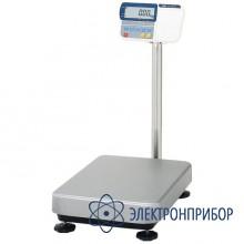 Весы платформенные HW-100KGL