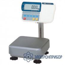 Весы платформенные HW-10KGL