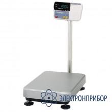 Весы платформенные HW-60KGV