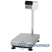 Весы платформенные HW-100KGV