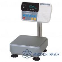 Весы платформенные HW-10KGV
