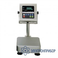 Весы платформенные HW-10KVWP