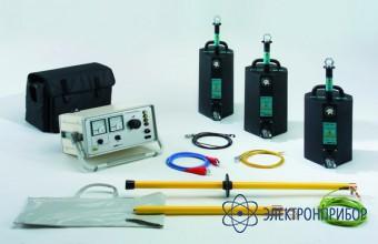 Высоковольтный испытательный комплект 110 кв dc HV Test Set 110