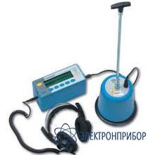 Цифровой акустический прибор для обнаружения места утечки Hydrolux HL 500-S-STD