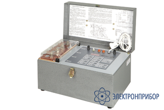 Устройство для определения тока кз в цепях постоянного тока ИМПУЛЬС (с комплектом автоматов)